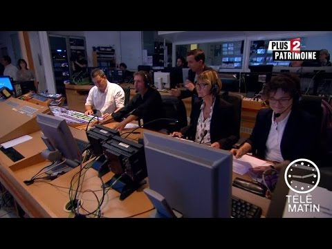 Dans les coulisses de France Télévisions - 2015/09/19