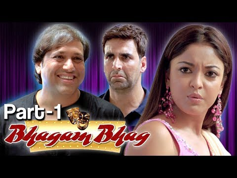 Back To Back Comedy - Bhagam Bhag Movie - Part 1 - Shemaroo Indian Comedy