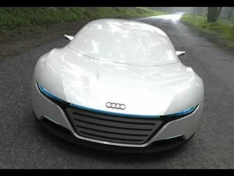 Audi  AUDI A9 THE INCREDIBLE CAR!