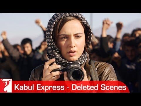 Deleted Scenes   Kabul Express   John Abraham   Arshad Warsi
