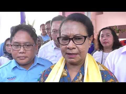 Peresmian Rumah Perlindungan Pekerja Perempuan di KBN
