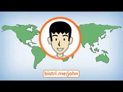Video of Bistri - Video Calls & Sharing