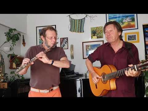 Bourgtherould (27) : Didier Blons et Gisèle Bihan chantent