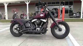 10. Used 2014 Harley Davidson Softail Slim for sale in New Port Richey Florida