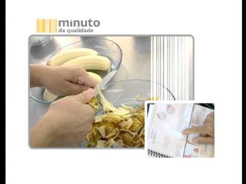 Minuto da Qualidade Cozinha Brasil