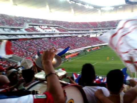 CHIVAS vs tigres 2014 (Quien te cantara) - Legión 1908 - Chivas Guadalajara