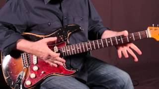 Jimi Hendrix Inspired Guitar Techniques Taught by Session Master Tim Pierce