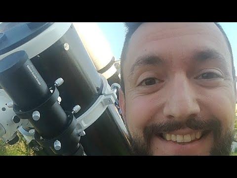 Artesky UltraGuide 60mm - Telescopio cercatore e autoguida