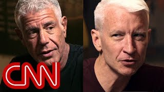 Video Anderson Cooper's tribute to his friend Anthony Bourdain MP3, 3GP, MP4, WEBM, AVI, FLV Juni 2018