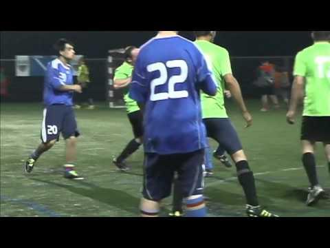 Watch videoSíndrome de Down: Special Olympics Handbol i Futbol
