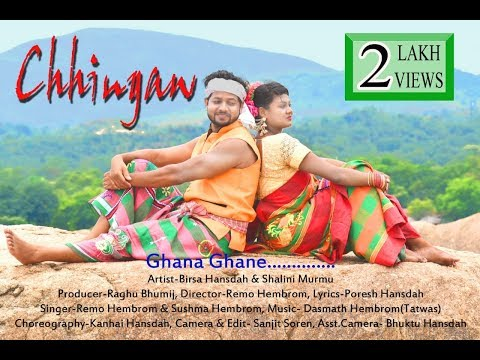 Video Ghane Ghane | Chhingaw | Full HD Santali Video album 2018 download in MP3, 3GP, MP4, WEBM, AVI, FLV January 2017