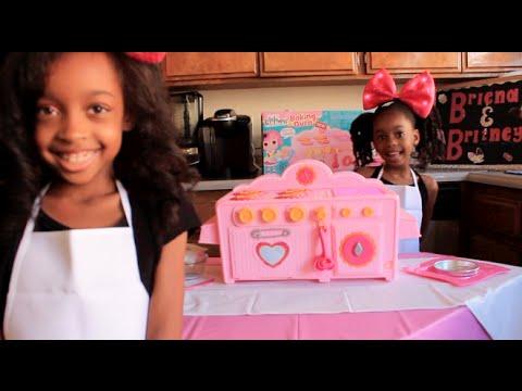 ✿‿✿  Lalaloopsy Baking Oven - Strawberry Cake ✿‿✿