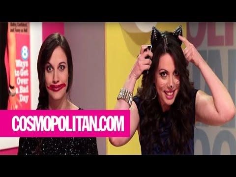 Best Halloween Makeup | Cosmo's Sexy Vs. Skanky