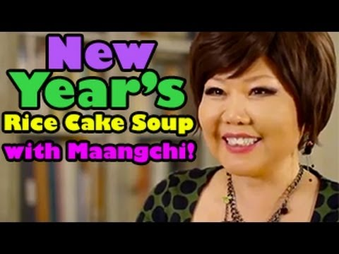 Korean Recipe: How to Make a Beef Rice Cake Soup
