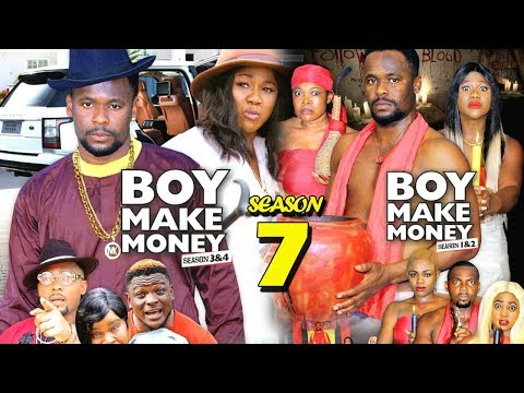 BOY MAKE MONEY SEASON 7 - New Movie 2019 Latest Nigerian Nollywood Movie Full HD