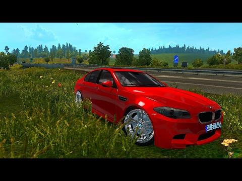 BMW M5 E60 & 520d v2