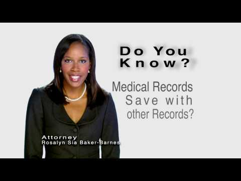 Maintaining Medical Records