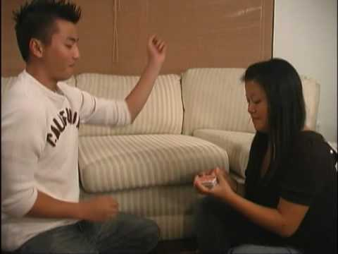 Hmong Scary Comedy Movie House of Tongie part 2