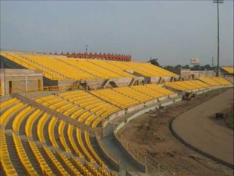 Remodelaciones en el estadio Olímpico Jaime Morón León