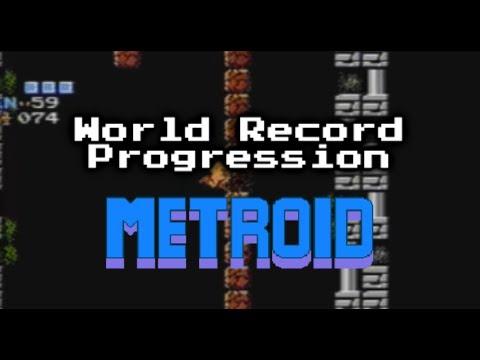 World Record Progression : Metroid
