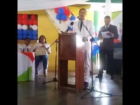 """""""Lo que sé es cantar y bailar!. El bachatero Raulín Rodriguez dice """"le ayuden a gobernar esto cuatro años para bienestar del pueblo. Ver vídeo."""