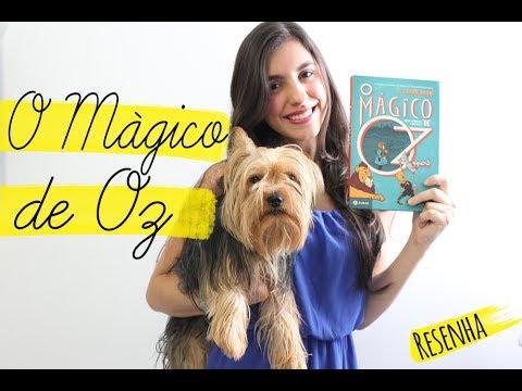 [Resenha] O mágico de Oz