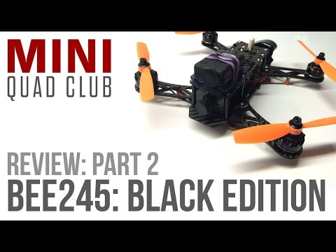 Product Review: BEE245 – Black Edition: Part 2