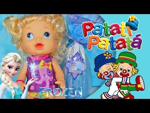 Imagens de feliz páscoa - Patati Patatá e Baby Alive Abrem Ovo de Páscoa Surpresa Elsa Frozen  Castelo Brinquedos