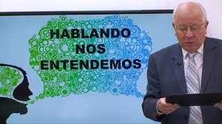 HABLANDO NOS ENTENDEMOS - INVITADO DR FABIÁN CORRAL TEMA LÉXICO Y DERECHO