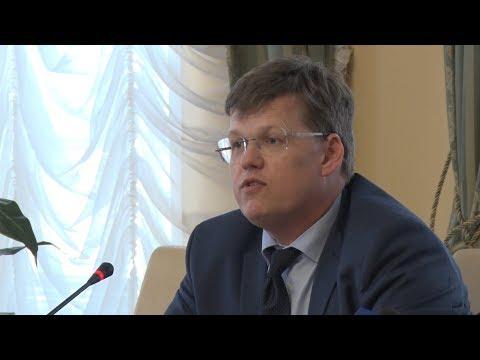 У Житомирі Павло Розенко та профільні чиновники говорили про впровадження реформи