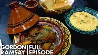 North African Cuisine Leaves Gordon Amazed | Ramsay's Best Restaurant by Gordon Ramsay