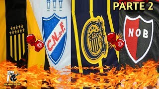 La parte 2 de las peores rivalidades del fútbol sudamericano ha llegado a Palabra de Gol. Veremos al América, Deportivo Cali,...