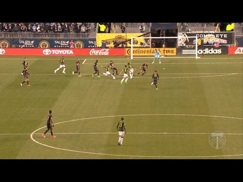 Video: The Complete Look | Darlington Nagbe's goal that got the Timbers back in the game