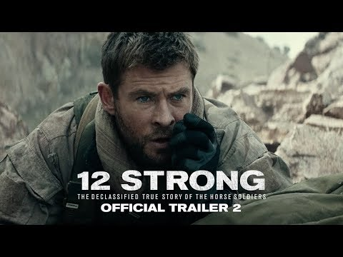 12 STRONG - Official Trailer #2