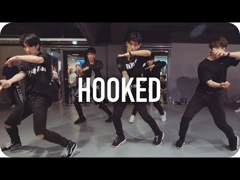 Video Hooked - Why Don't We / Koosung Jung Choreography download in MP3, 3GP, MP4, WEBM, AVI, FLV January 2017