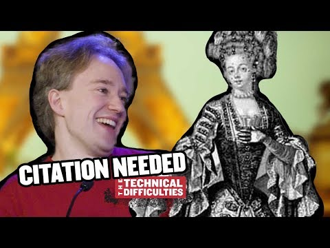 Julie D'Aubigny and Dueling Scars: Citation Needed 6x04