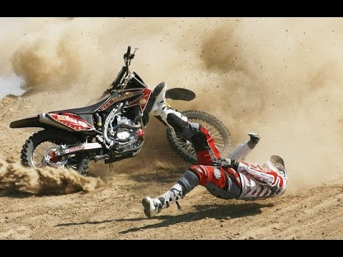 Funny And Scary Dirtbike Fails