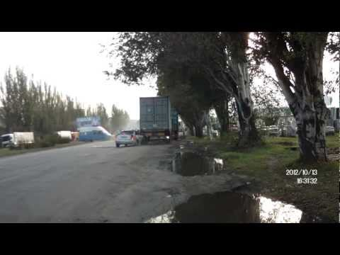 ДТП Днепропетровск