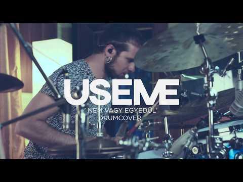 USEME - Nem vagy egyedül (Drum Cover by Markó Ádám) [2018]