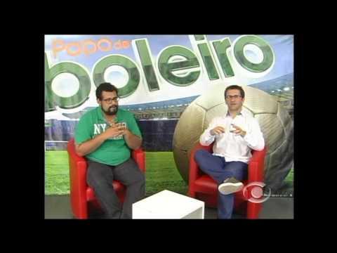 Vídeo Papo de Boleiro - 19 10 2016