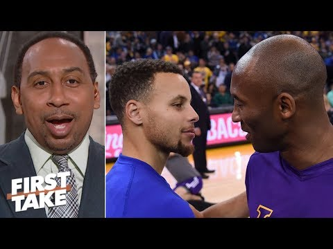 Why Kobe is wrong about the Warriors' future | First Take_Sport videók