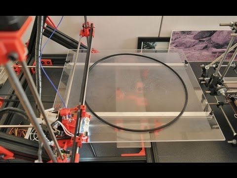 gMax 3D Printer prototype