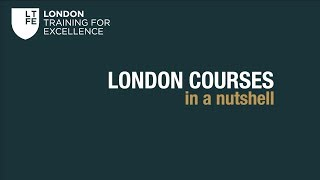 7 Reasons to Choose a Training Course in London