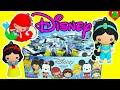 Disney Figural Key Rings Disney Princesses Mickey Jasmine Ariel Belle