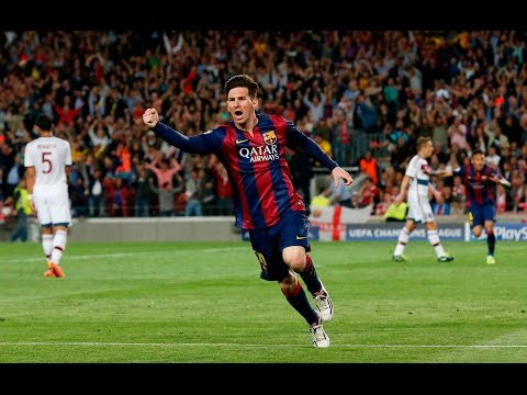 ALL 45 GOALS in 2015/2016 ● Lionel Messi ● FC Barcelona ● 4K