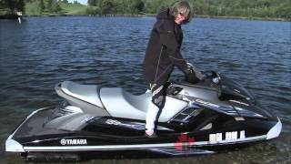 5. 2012 Yamaha FX HO Waverunner PWC Review