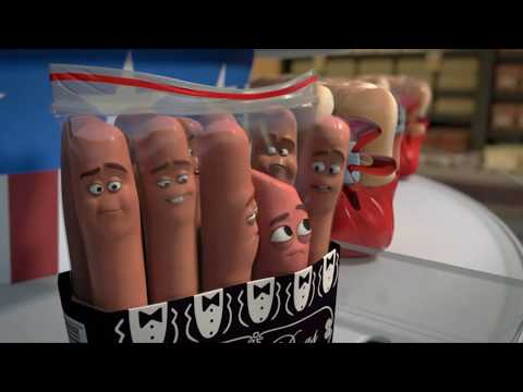 """""""Sausage Party"""" in 9 minutes (Animation, 2016)"""
