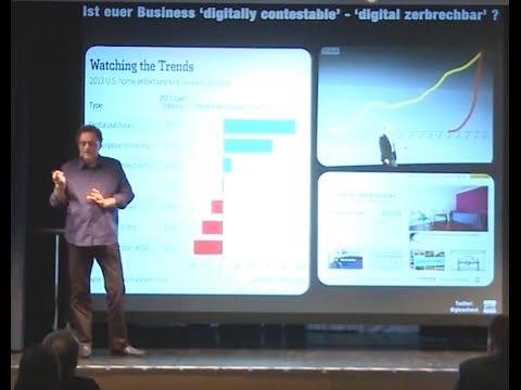 Digitale Transformation und 'digital zerbrechliche' Geschäftsmodelle