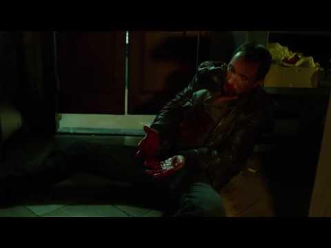 Marvel's Daredevil: Punisher Diner Fight Scene
