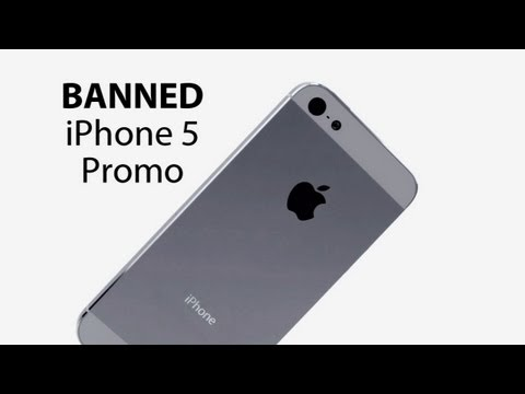 Banned iPhone 5 Promo